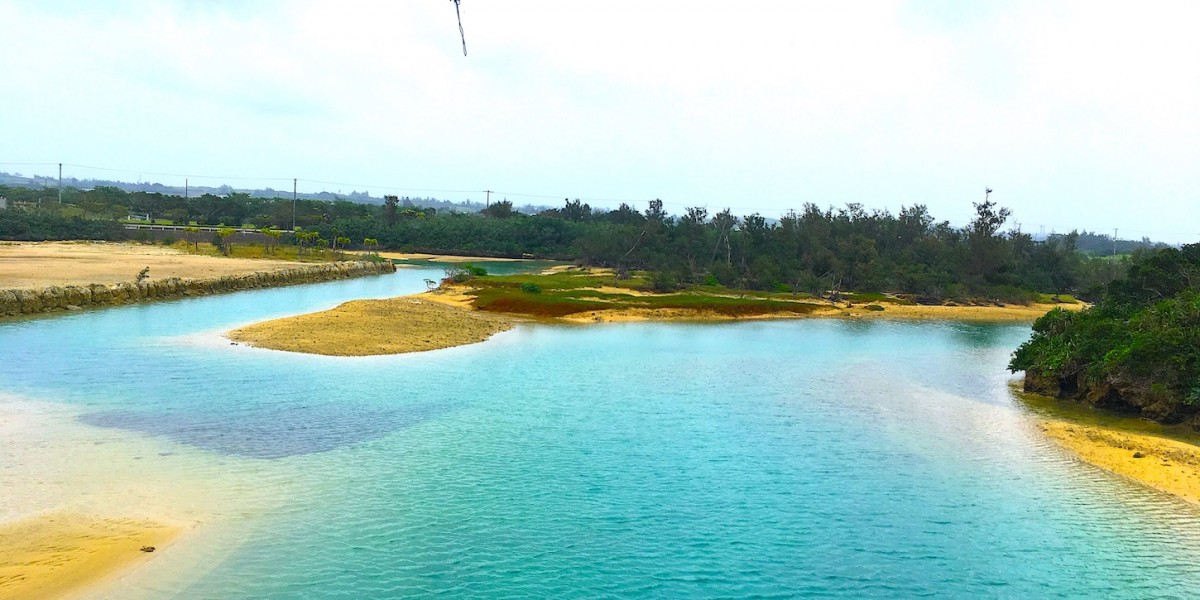 The beach of Sawada